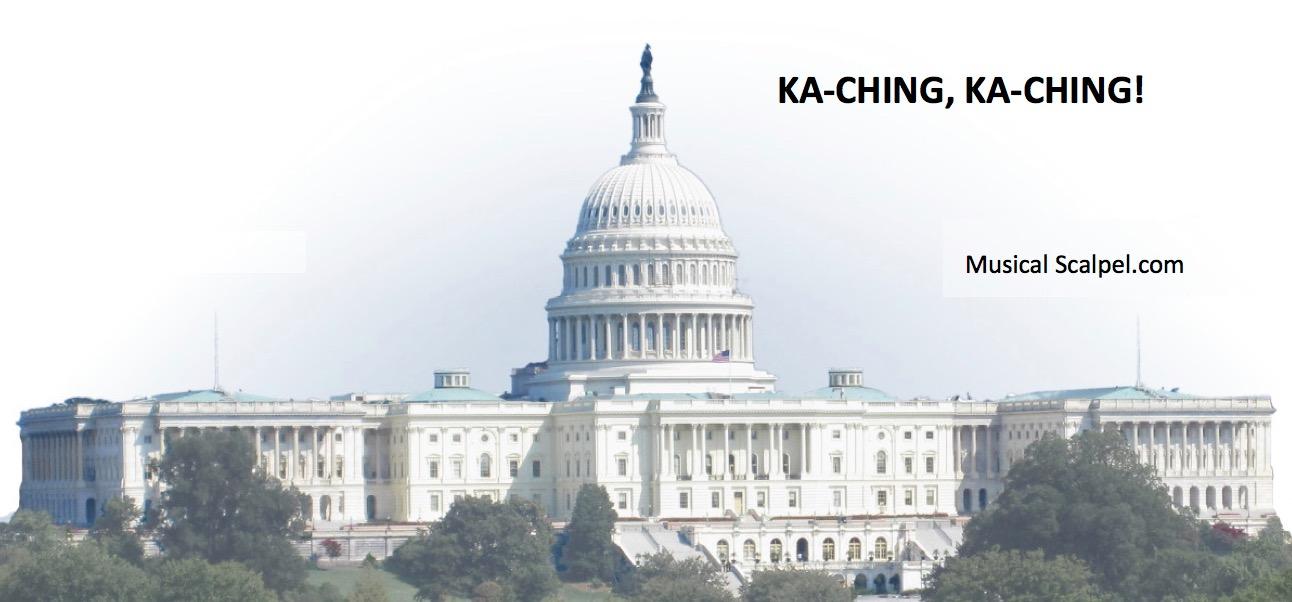 Ka-Ching, Ka-Ching!