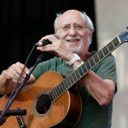 Peter Yarrow still at large!