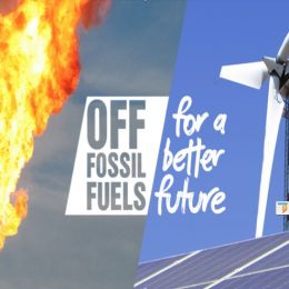 """Off Fossil Fuels Act"" introduced in Congress"