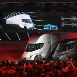 Electric Semi Trucks are Coming: TESLA SEMI
